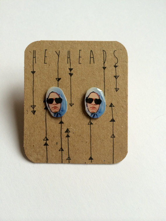 Cult Film Earrings