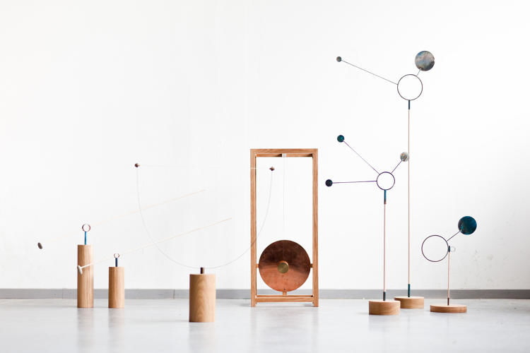Air Quality-Monitoring Sculptures