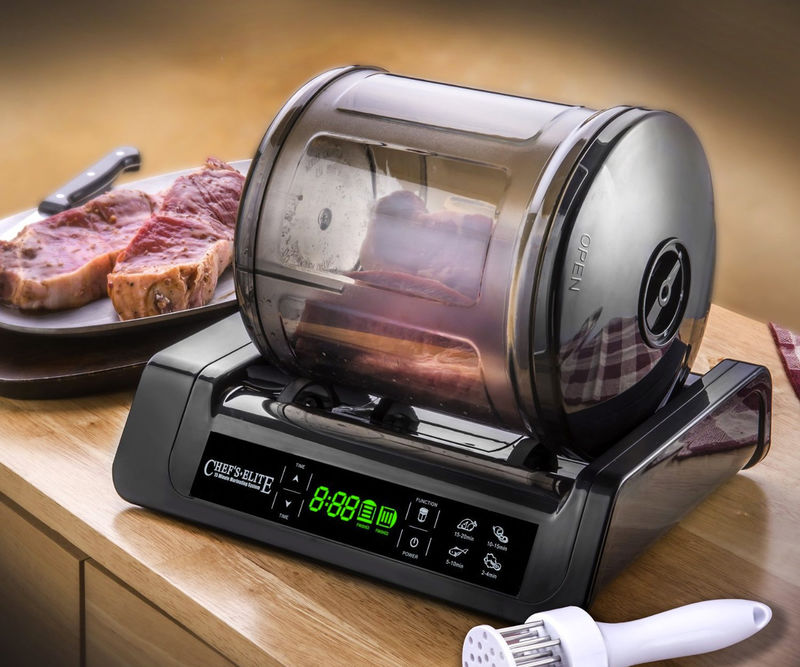 Meal-Marinating Appliances