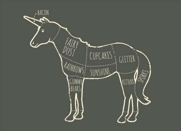 meat cut diagram