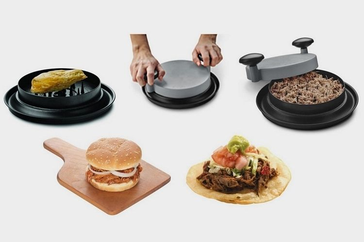 Meat-Masticating Kitchen Devices