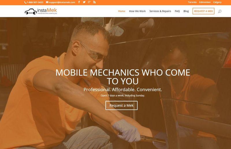 On-Demand Mechanic Services