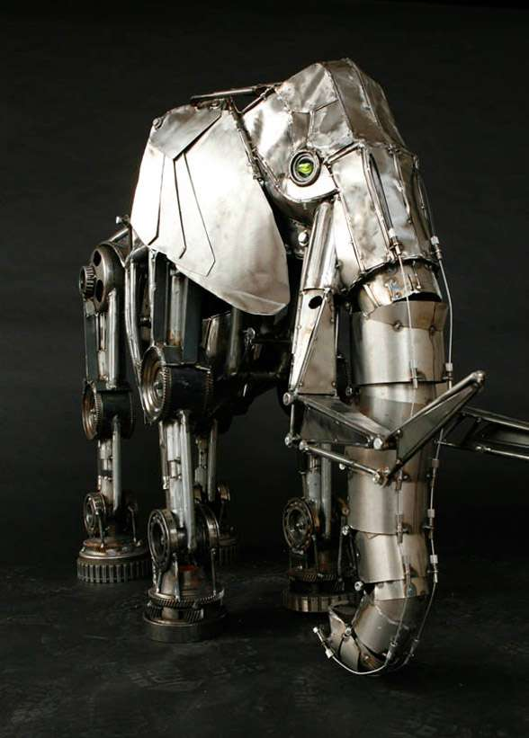 Mechanical Elephants