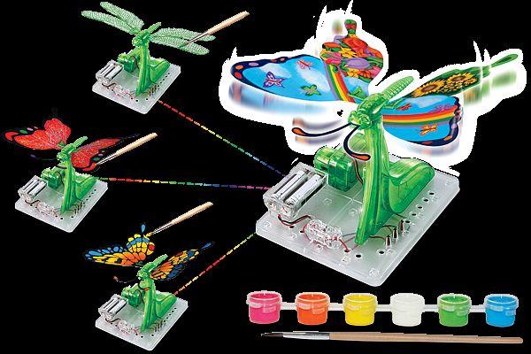 Hi-Tech Artsy Toys