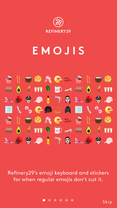 Media Company Emoji Keyboards