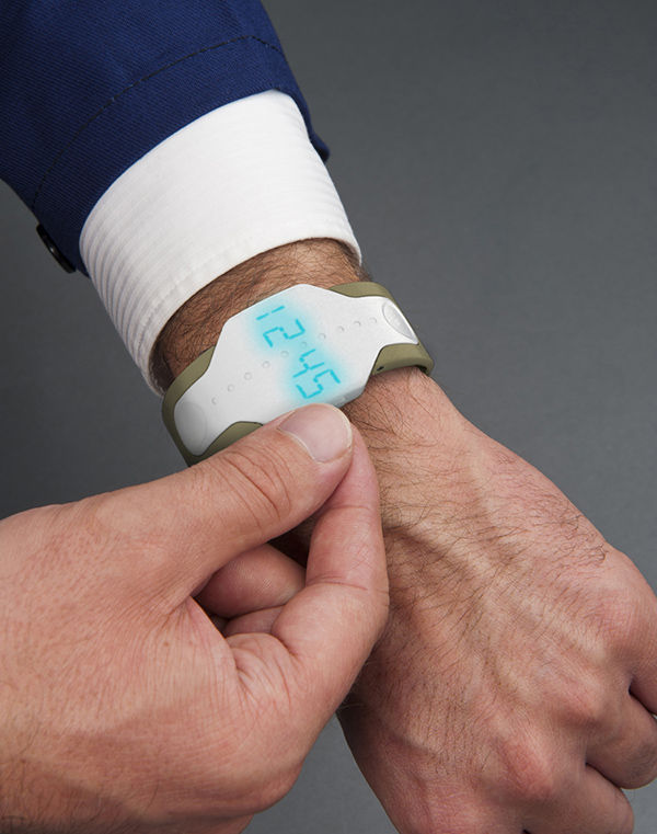 Pain-Monitoring Watches