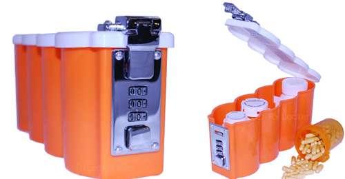 Medication-Securing Lockboxes