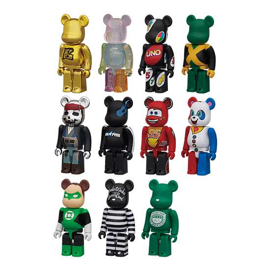 Medicom Toy Bearbrick Series 22