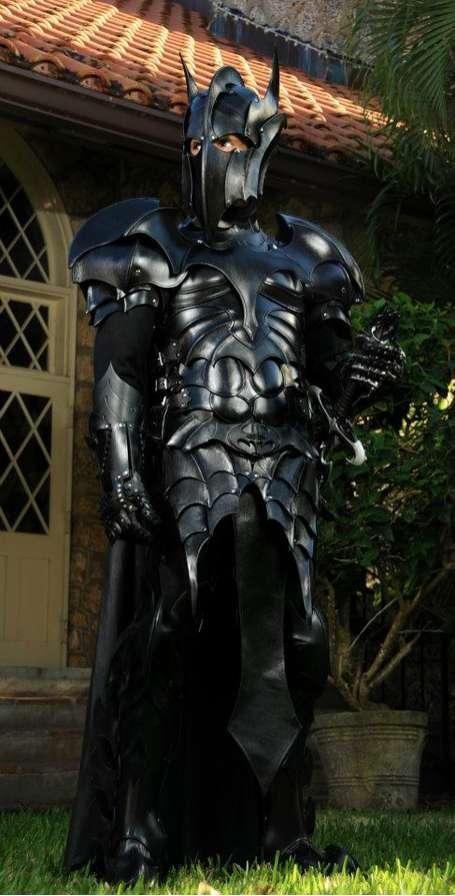 Badass Superhero Armor