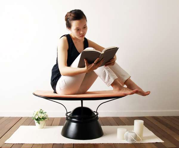 meditation everyday stool