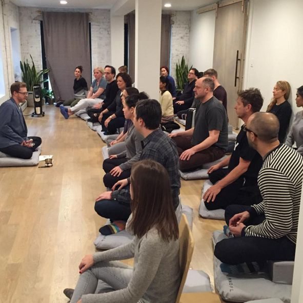 Metropolitan Meditation Studios