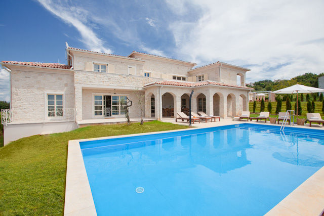 Rustic Mediterranean Villas