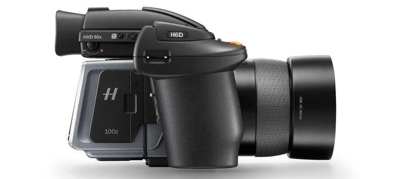 Modular Medium Format Cameras