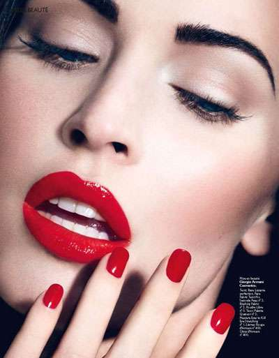 megan fox grazia france