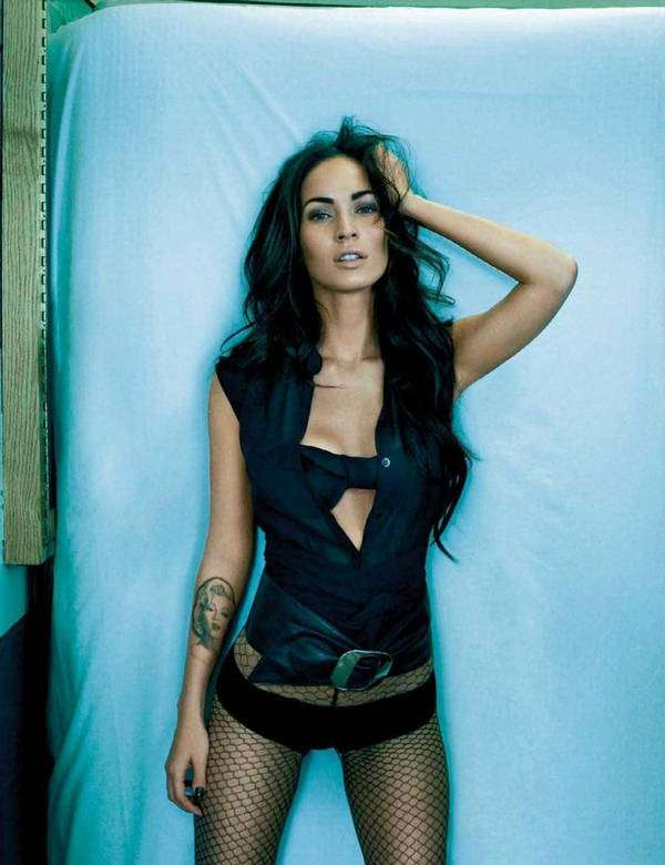 Megan Fox Madame Figaro France January 2011