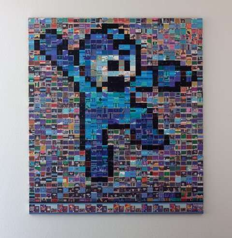 Gamer Screenshot Mosaics