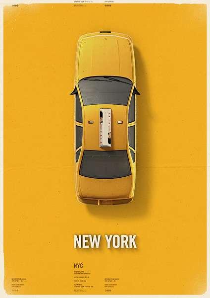 Global Cab Art