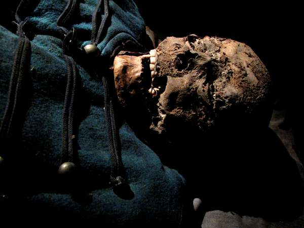 Macabre Mummy Photography