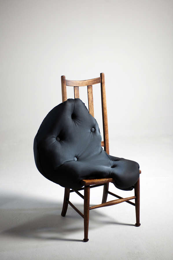 Amorphic Melting Chairs