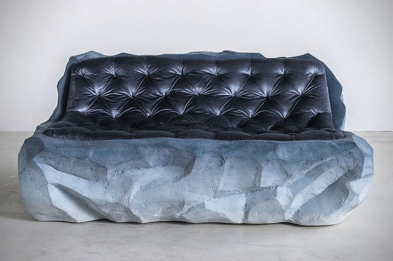 Melting Glacier Sofas