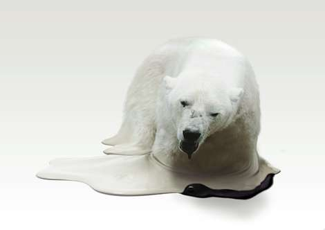 Melting Polar Bears