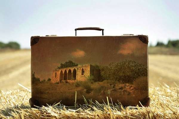 History-Reviving Suitcases