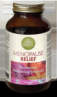 Menopause Relief Supplements
