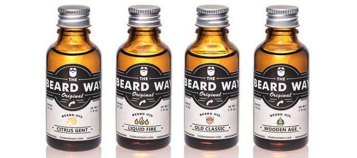 Vitamin-Enriched Beard Oils