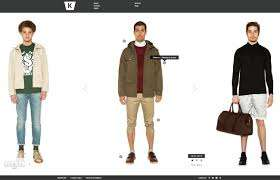 men's fashion website
