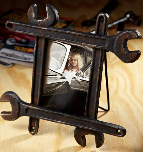 Manly Picture Frames Mens Office Decor