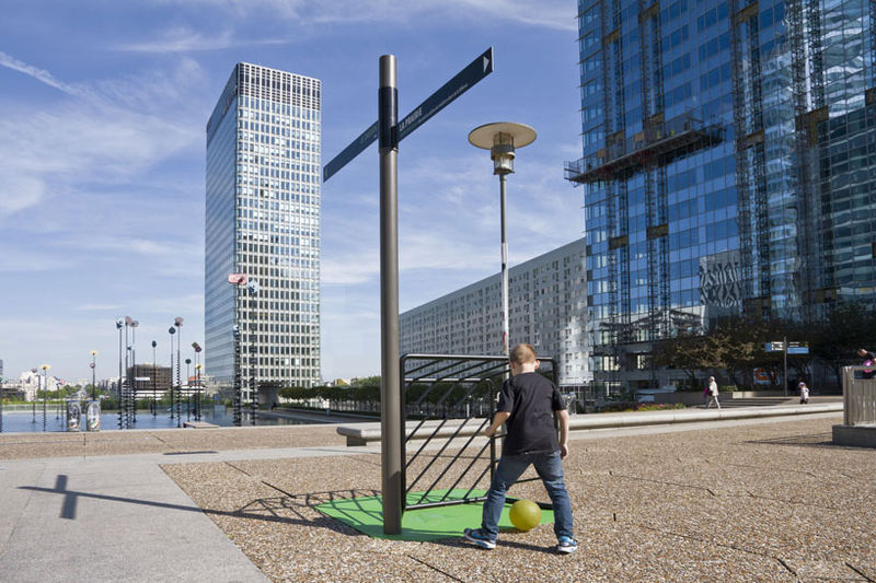 Urban Furniture Installations