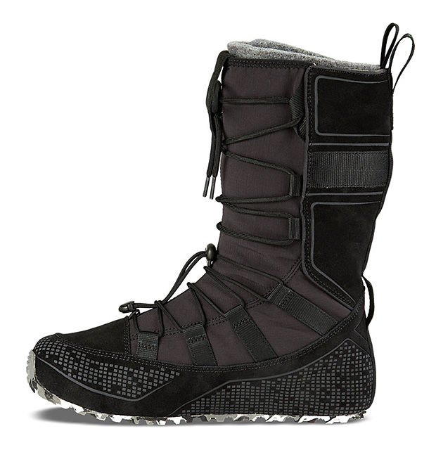 Gel-Infused Winter Sport Boots : mens snow boots