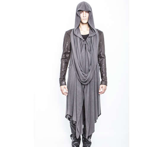 Unorthodox Draping Apparel