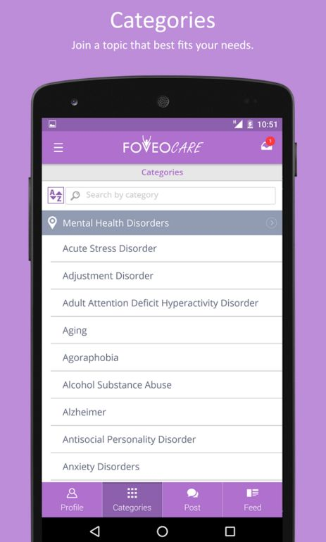 Mental Illness Support Apps