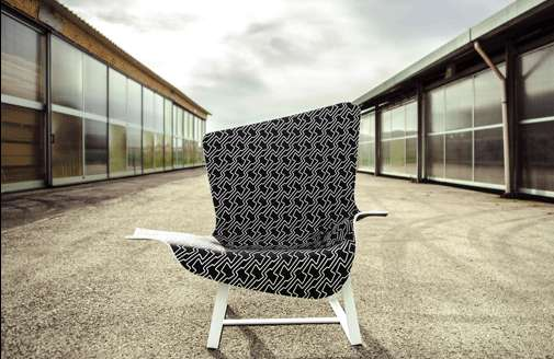 Mod Asymmetrical Seats