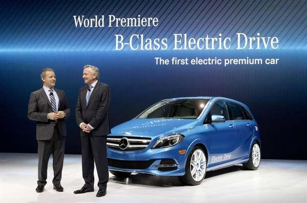 Electric Luxury Vehicles