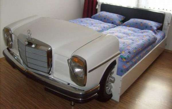 Luxury Car Beds