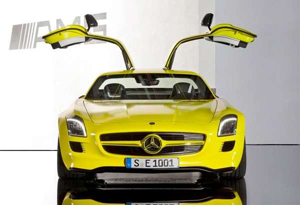 Mercedes-Benz AMG E-Cell