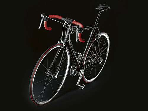 Mercedes-Benz Carbon Bike
