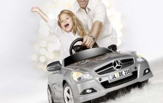 Mercedes Benz Christmas Collection 2011