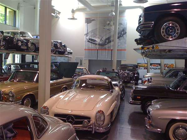 auto treasure troves mercedes benz classic center