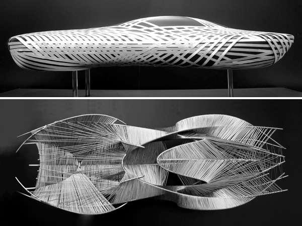 Luxury Honeycomb Concepts