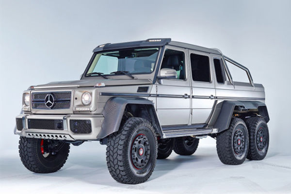 bulletproof muscle cars mercedes benz g36