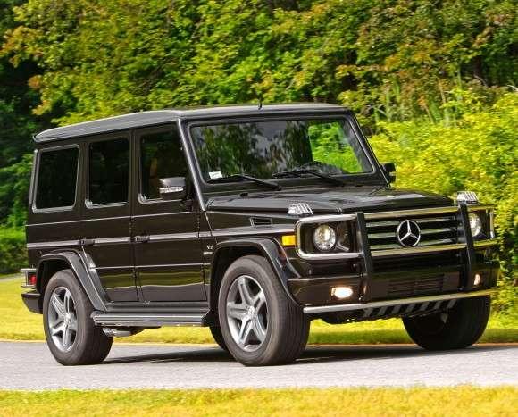 Luxe Rugged SUVs