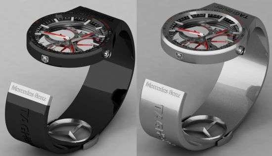 Car-Inspired Timepieces