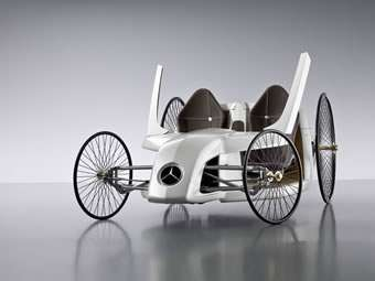 Spoke-Wheeled Eco Cars
