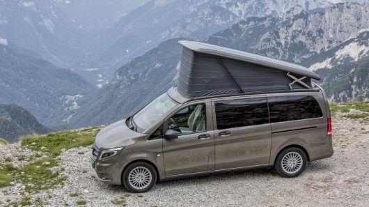 Stripped-Down Camper Vans