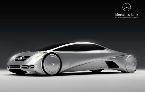 Fishy Sports Car Concepts