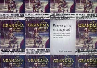 Flyer-Alerting Driver Ads