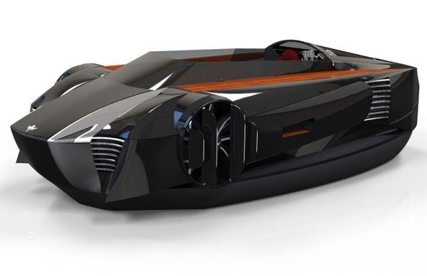 Fierce Futuristic Hovercrafts (UPDATE)